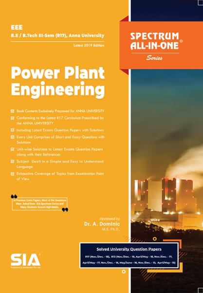 Power Plant Engineering (Anna Univ)