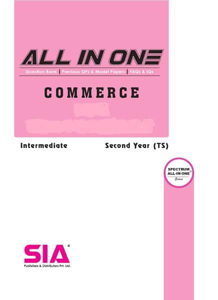 Commerce (Second Year)