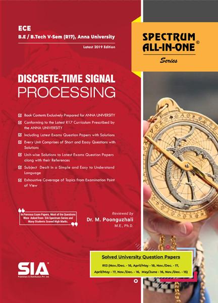 Discrete-Time Signal Processing (Anna Univ)