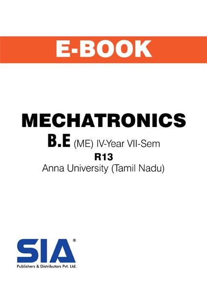 Mechatronics (Anna Univ)
