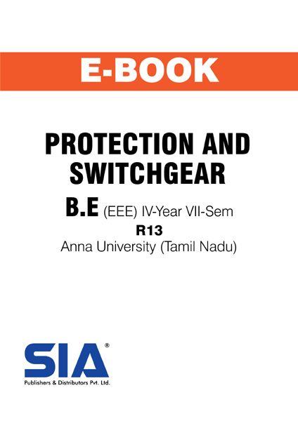 Protection and Switchgear (Anna Univ)