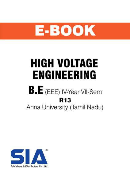 High Voltage Engineering (Anna Univ)