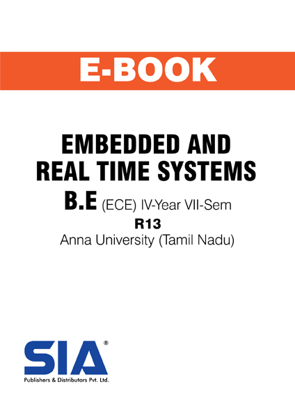 Embedded and Real Time Systems (Anna Univ)