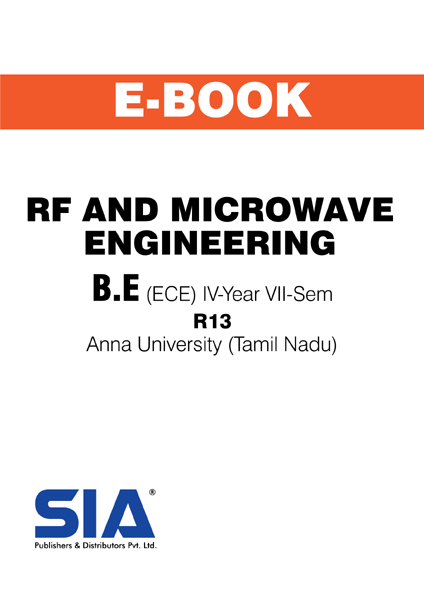 RF and Microwave Engineering (Anna Univ)