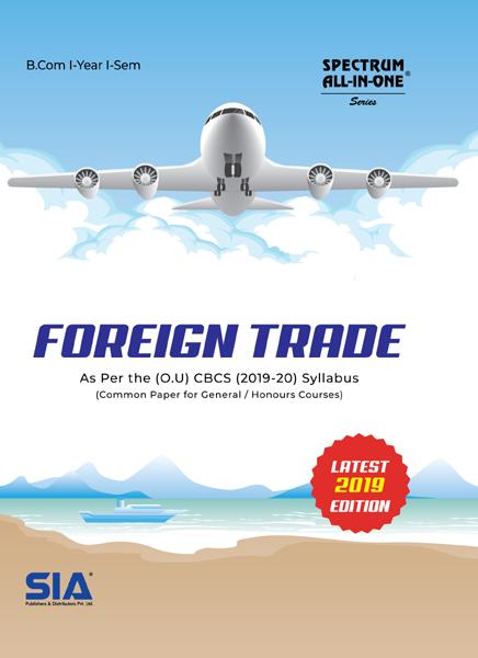Foreign Trade (O.U)