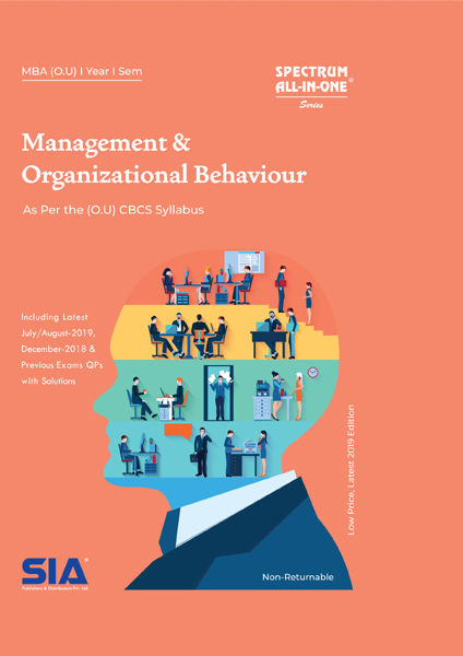 Management and Organizational Behaviour (O.U)