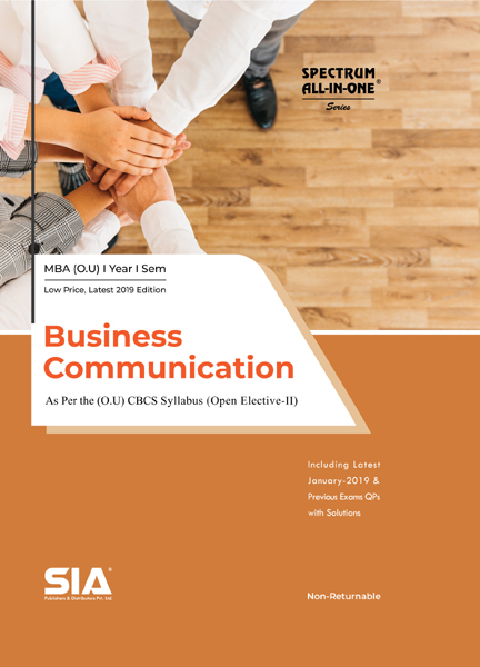 Business Communication (O.U)