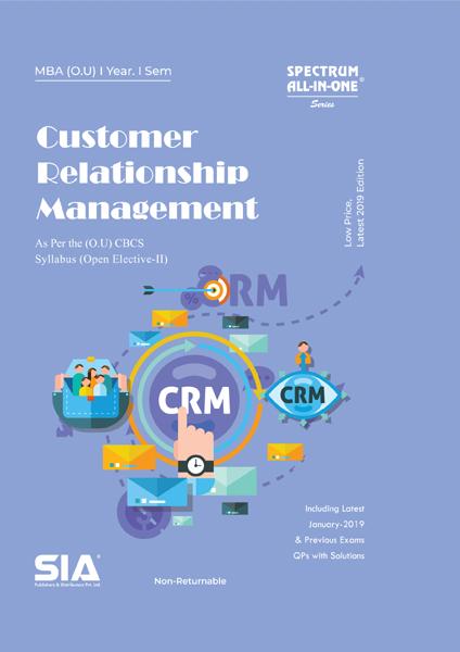 Customer Relationship Management (O.U)