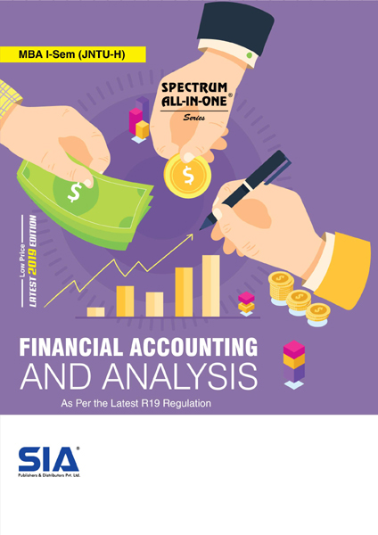 Financial Accounting and Analysis (JNTU-H)