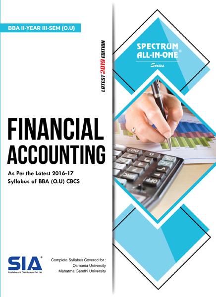 Financial Accounting (O.U)
