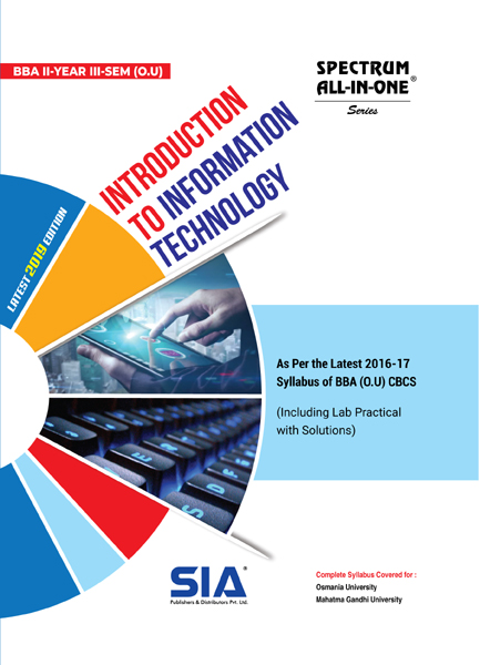 Introduction to Information Technology (O.U)
