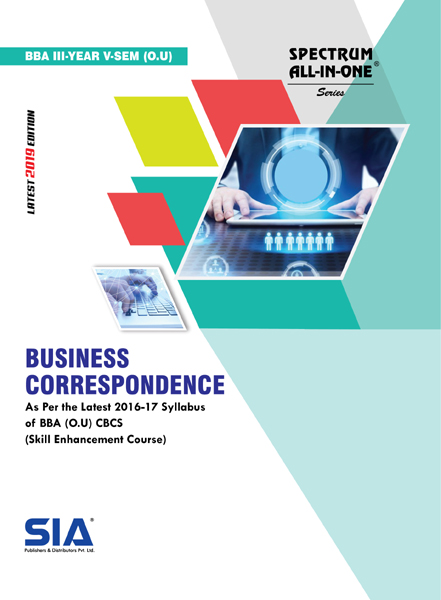 Business Correspondence (O.U)