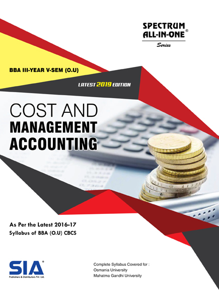 Cost and Management Accounting (O.U)
