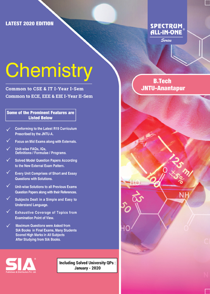 Chemistry (JNTU-A)