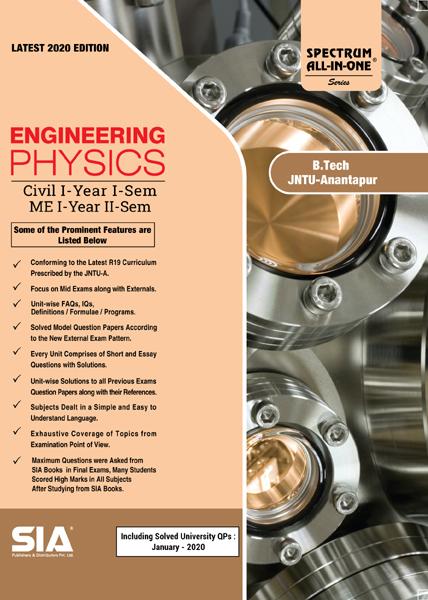 Engineering Physics (JNTU-A)