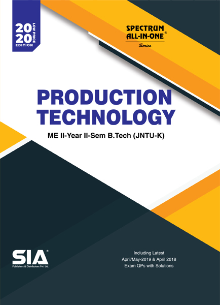 Production Technology (JNTU-K)