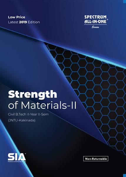 Strength of Materials-II (JNTU-K)