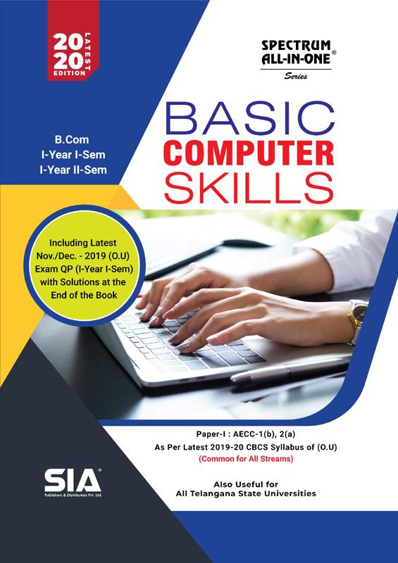 Basic Computer Skills (O.U)