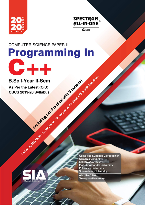 Programming in C++ (O.U)