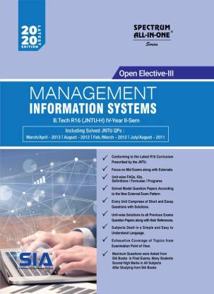 Management Information Systems (OE-III)