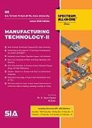 Manufacturing Technology-II (Anna University)