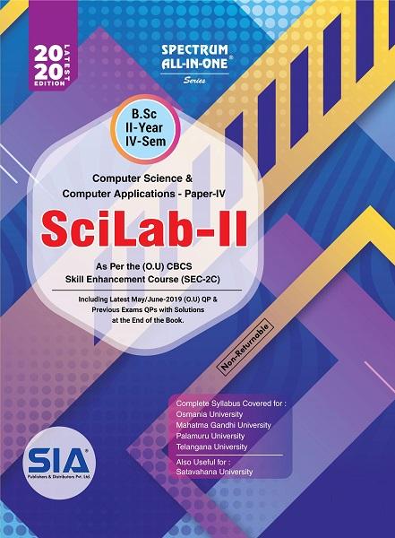 Sci Lab - II (Paper - IV)