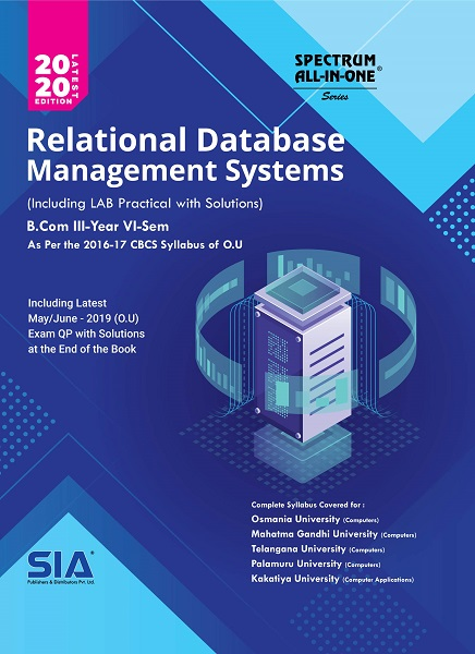 Relational Database Management Systems, Including Lab Practicals with Solutions
