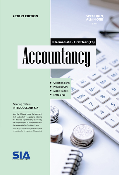 Accountancy (Inter First Year)