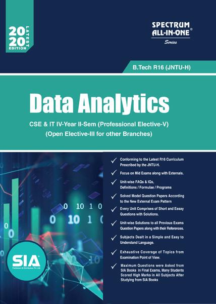Data Analytics (JNTU-H)