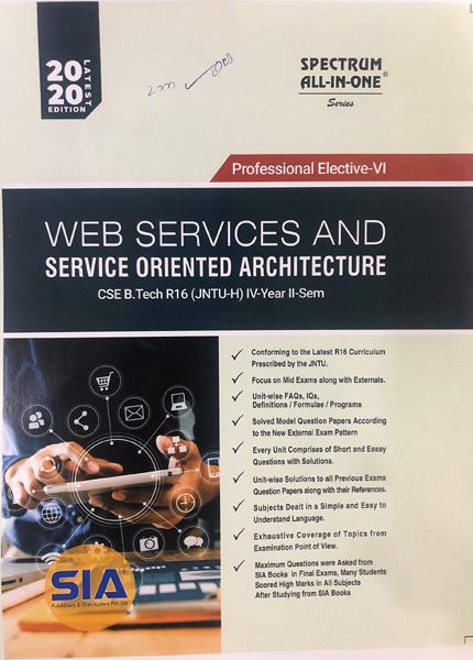 Web Services and Service Oriented Architecture (JNTU-H)