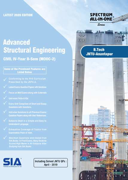 Advanced Structural Engineering (JNTU-A)