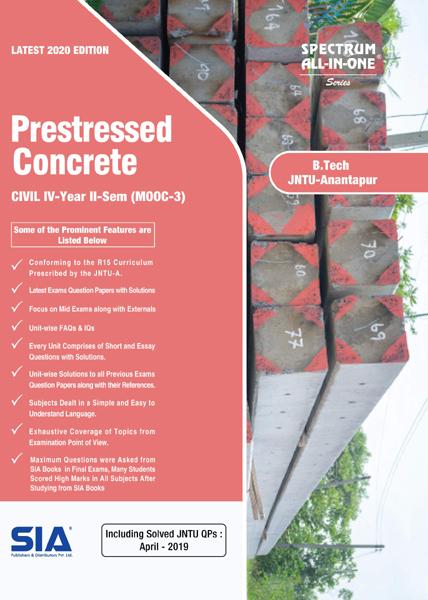 Prestressed Concrete (JNTU-A)