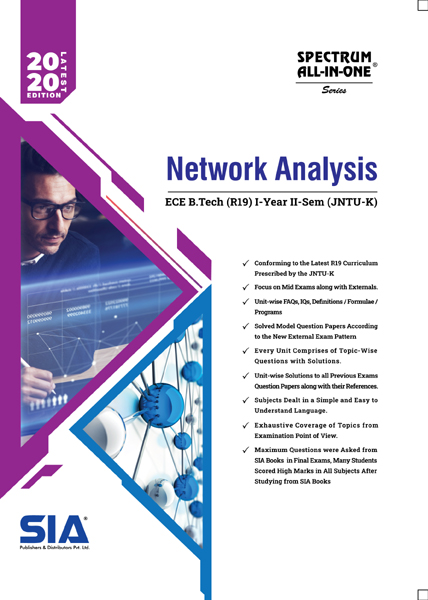 Network Analysis (JNTU-K)