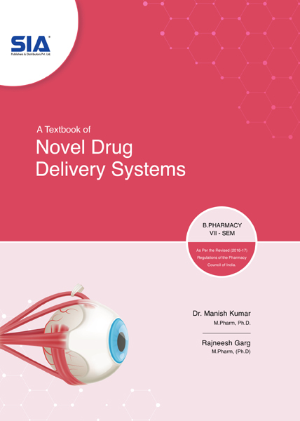 A Textbook of Novel Drug Delivery Systems (PCI)