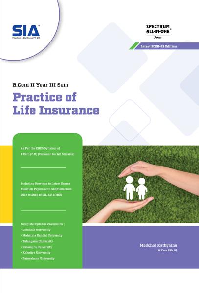 Practice of Life Insurance (O.U)