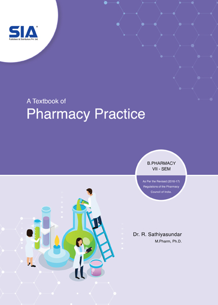 A Textbook of Pharmacy Practice (PCI)
