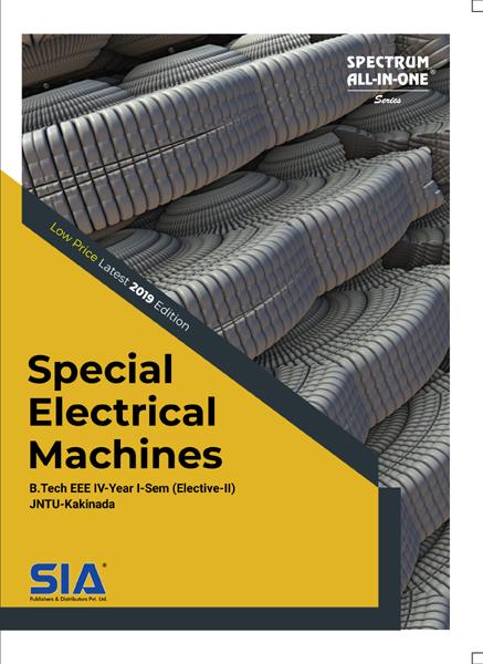 Special Electrical Machines (JNTU-K)