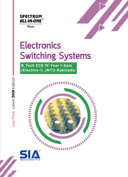Electronics Switching Systems (JNTU-K)