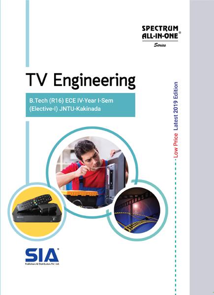 TV Engineering (JNTU-K)
