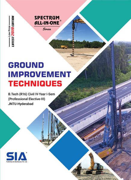 Ground Improvement Techniques (JNTU-H)