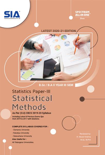 Statistical Methods (OU)