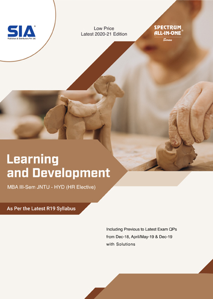 Learning and Development (R19)