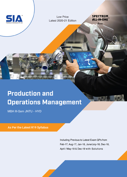 Production and Operations Management (R19)