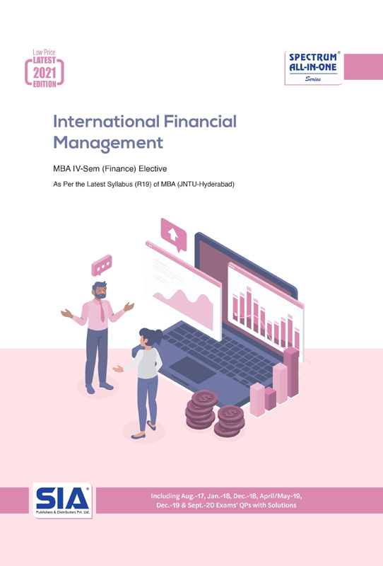 International Financial Management (Finance Elective)
