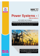 Power Systems-I