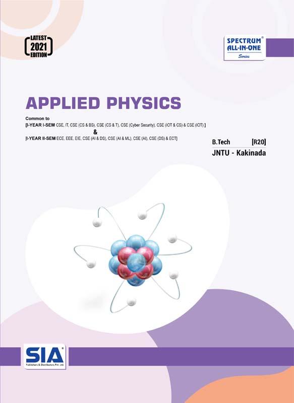 Applied Physics (JNTU-K) R20
