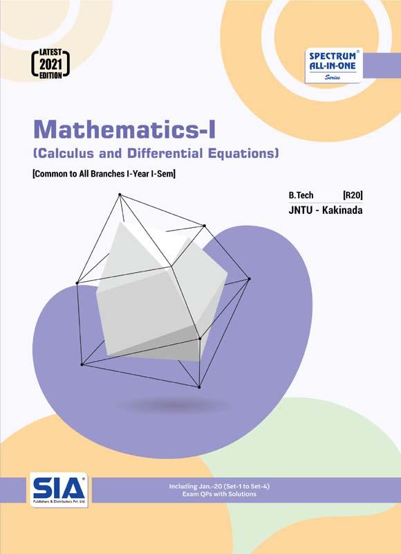 Mathematics-I (Calculus and Differential Equations) JNTU-K
