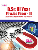 Physics Paper-III (Electricity, Magnetism & Electronics)