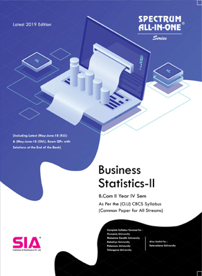 Business Statistics-II