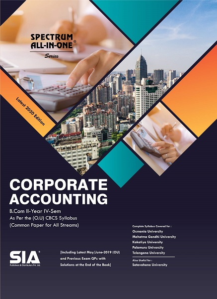 Corporate Accounting (O.U)